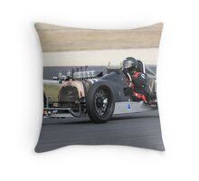 Gipsy Fiat Special Throw Pillow