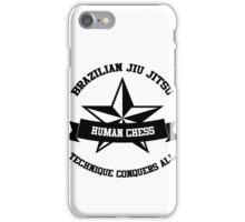 star BJJ iPhone Case/Skin