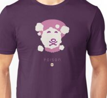 Pokemon Type - Poison Unisex T-Shirt