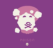 Pokemon Type - Poison by spyrome876