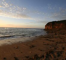 Bells Beach by Vanessa Semmens