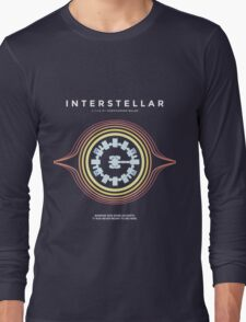 Interstellar - 'I'm Going Home' Long Sleeve T-Shirt