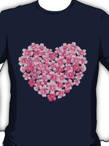 Heart flower1 T-Shirt