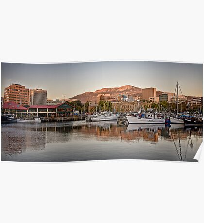 Hobart, Tasmania Poster