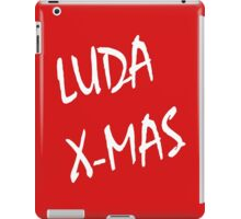 Luda X-Mas, 30 Rock. iPad Case/Skin