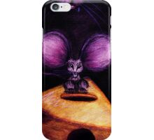 M is for Mouse iPhone Case/Skin