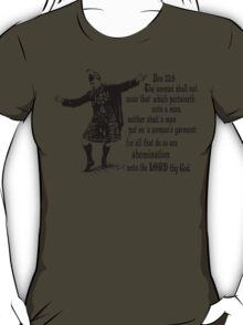 Och aye the Deu 22 T-Shirt