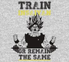 TRAIN INSAIYAN OR REMAIN THE SAME by GALAXE