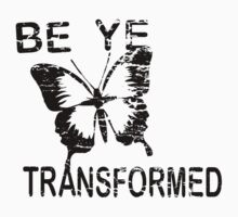 Be ye Transformed Kids Clothes
