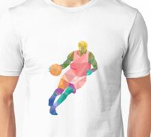 Basketball player1 Unisex T-Shirt