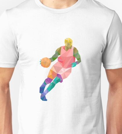 Basketball player1 Unisex T-Shirt