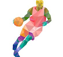 Basketball player1 by MrNicekat
