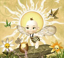 Honey Bee by PixieVamp