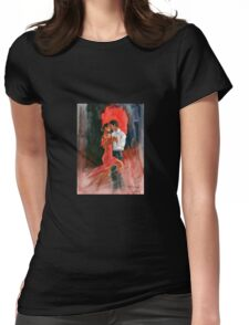 Love and Tango Womens Fitted T-Shirt