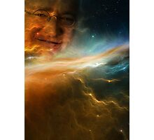Gabe Newell Is Watching From The Stars Photographic Print