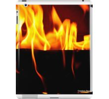 Dancing Fire iPad Case/Skin