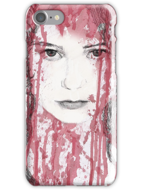 Your blood on my face by VOO MOO