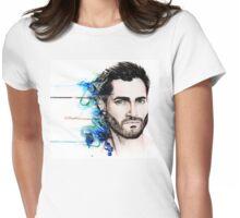 Derek Hale Womens Fitted T-Shirt