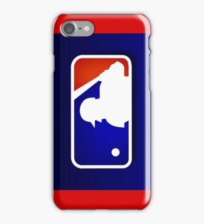 MLB Logo iPhone Case/Skin