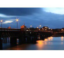 Jubilee Bridge Photographic Print