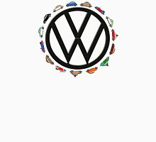 Aircooled VW - Circle of (Beetle) Life Unisex T-Shirt