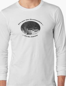 Classic Aircooled VW - Journey Long Sleeve T-Shirt