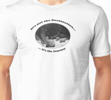 Classic Aircooled VW - Journey Unisex T-Shirt
