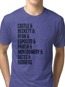 Castle Characters Tri-blend T-Shirt