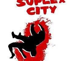 Suplex City by HDIBlackLabel