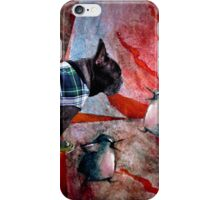Arbitrator Frenchie. iPhone Case/Skin
