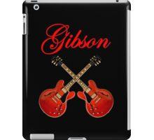 Wonderful Red Gibson ES iPad Case/Skin