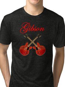 Wonderful Red Gibson ES Tri-blend T-Shirt