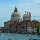 Basilica di Santa Maria della Salute, Venice by Trevor Needham