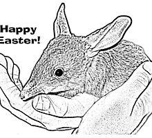 Happy Easter Bilby by wildimagenation