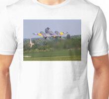Gloster Meteor T.7 WA591/FMK-Q G-BWMF Unisex T-Shirt