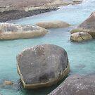 elephant rock pool by Rick Playle