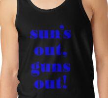 Summer Vest - GUNS Tank Top