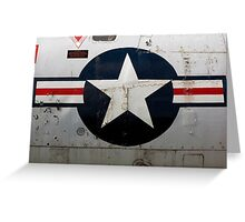USAF Insignia Greeting Card