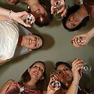 Alyson & Bridesmaids by Jeff D Photography