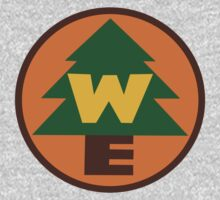Wilderness Explorer Logo Kids Clothes