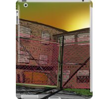 The prison iPad Case/Skin