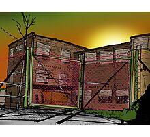 The prison Photographic Print