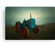 Tractor Canvas Print