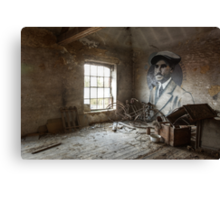 Have mercy on the lonely Canvas Print