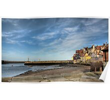 Whitby 2 Poster
