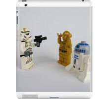 Star Wars Characters iPad Case/Skin