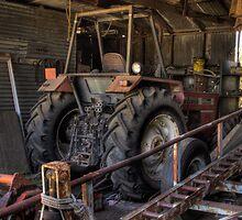 Farm Equipment by Colin  Ewington