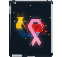 Knights of Capricorn Logo iPad Case/Skin