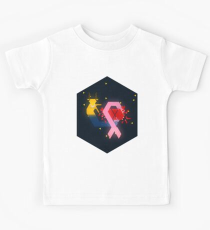 Knights of Capricorn Logo Kids Tee