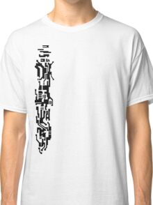 White Faith Classic T-Shirt